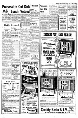 The Courier News from Blytheville, Arkansas on April 22, 1966 · Page 3