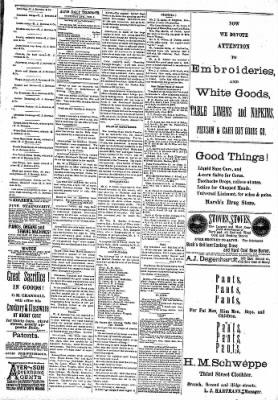 Alton Evening Telegraph from Alton, Illinois on February 3, 1887 · Page 3
