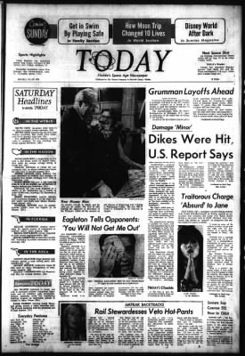 Florida Today from Cocoa, Florida on July 29, 1972 · Page 1A