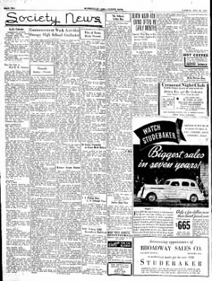 The Courier News from Blytheville, Arkansas on May 26, 1936 · Page 2