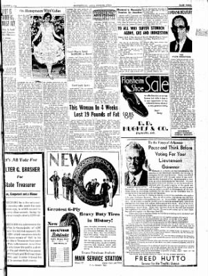 The Courier News from Blytheville, Arkansas on August 7, 1930 · Page 2