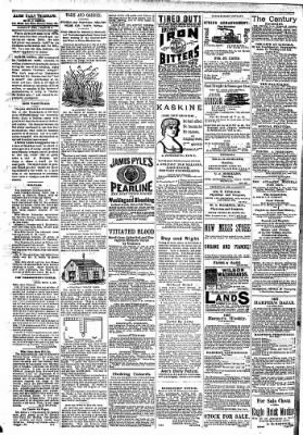 Alton Evening Telegraph from Alton, Illinois on March 8, 1887 · Page 2