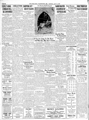 The Daily Mail from Hagerstown, Maryland on July 9, 1940 · Page 12