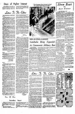 The Courier News from Blytheville, Arkansas on April 22, 1966 · Page 6