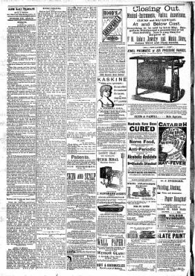 Alton Evening Telegraph from Alton, Illinois on April 21, 1887 · Page 2