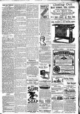 Alton Evening Telegraph from Alton, Illinois on April 22, 1887 · Page 2