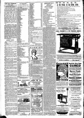 Alton Evening Telegraph from Alton, Illinois on May 21, 1887 · Page 2
