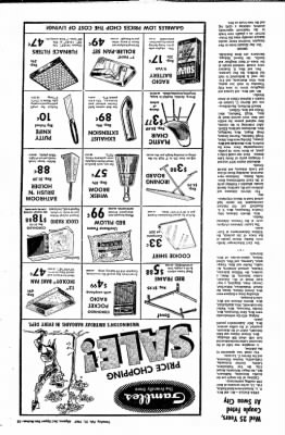 The Algona Upper Des Moines from Algona, Iowa on February 21, 1967 · Page 10