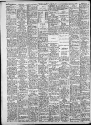 The Age From Melbourne Victoria Australia On July 8 1930