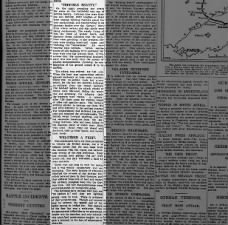 Newspaper correspondent describes the first day of the Battle of the Somme in July 1916