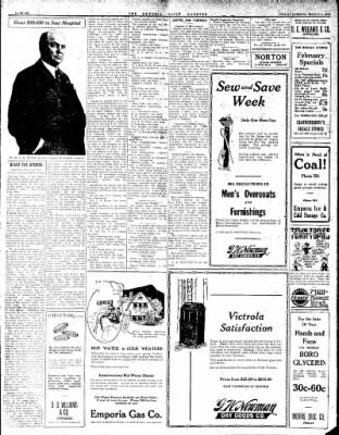 The Emporia Gazette from Emporia, Kansas on March 3, 1922 · Page 3