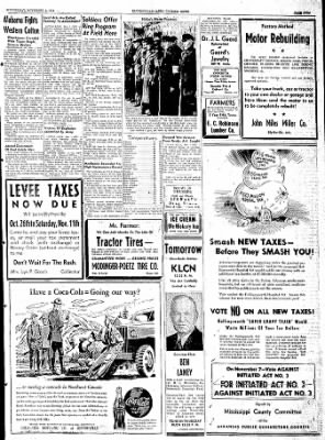 The Courier News from Blytheville, Arkansas on November 1, 1944 · Page 5