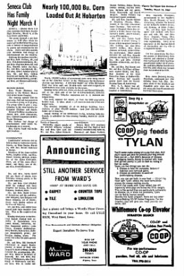 The Algona Upper Des Moines from Algona, Iowa on March 14, 1967 · Page 12