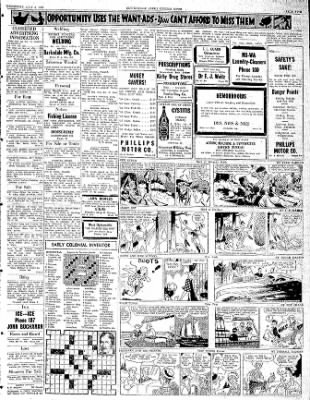 The Courier News from Blytheville, Arkansas on July 5, 1939 · Page 5