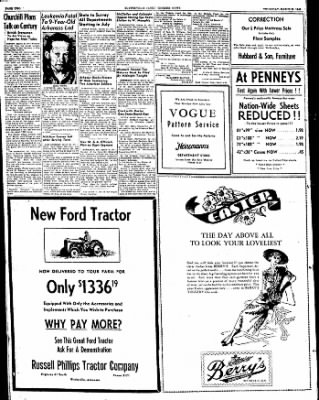 The Courier News from Blytheville, Arkansas on March 31, 1949 · Page 2