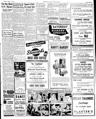 The Courier News from Blytheville, Arkansas on April 12, 1946 · Page 3