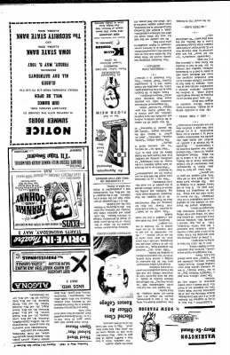 The Algona Upper Des Moines from Algona, Iowa on May 2, 1967 · Page 4