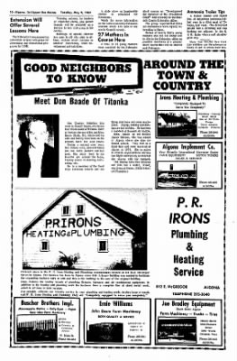 The Algona Upper Des Moines from Algona, Iowa on May 9, 1967 · Page 11