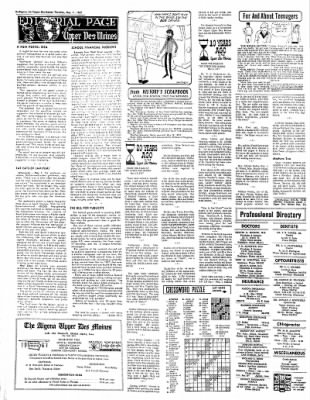 The Algona Upper Des Moines from Algona, Iowa on May 11, 1967 · Page 10