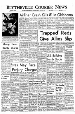 The Courier News from Blytheville, Arkansas on April 23, 1966 · Page 1