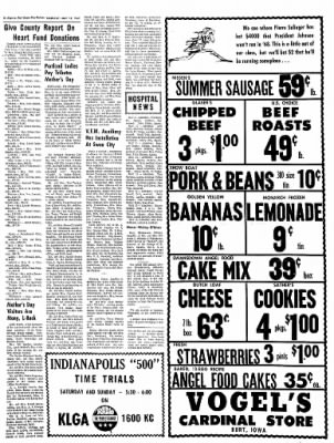 The Algona Upper Des Moines from Algona, Iowa on May 18, 1967 · Page 7