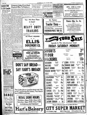 The Courier News from Blytheville, Arkansas on November 2, 1944 · Page 2