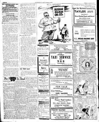 The Courier News from Blytheville, Arkansas on April 12, 1946 · Page 6