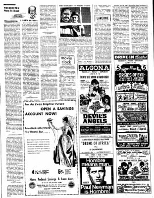 The Algona Upper Des Moines from Algona, Iowa on June 8, 1967 · Page 15