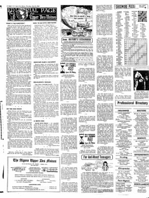 The Algona Upper Des Moines from Algona, Iowa on July 13, 1967 · Page 9