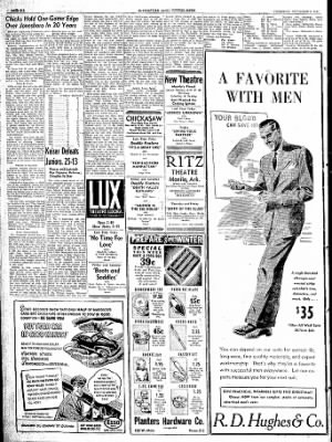 The Courier News from Blytheville, Arkansas on November 2, 1944 · Page 6