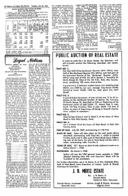 The Algona Upper Des Moines from Algona, Iowa on July 18, 1967 · Page 21