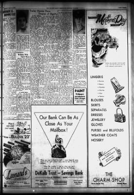 The Daily Chronicle from De Kalb, Illinois on May 4, 1959