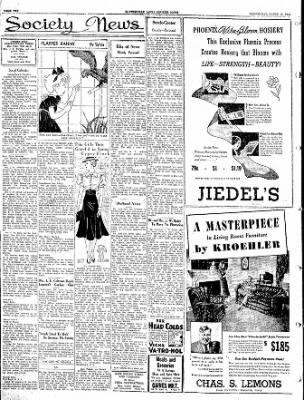 The Courier News from Blytheville, Arkansas on March 16, 1938 · Page 2