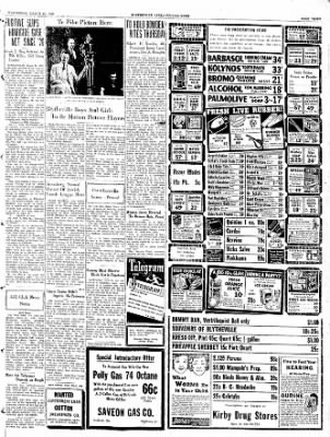 The Courier News from Blytheville, Arkansas on March 16, 1938 · Page 3