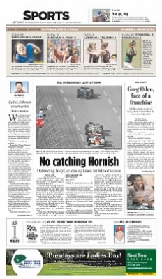 The Indianapolis Star from Indianapolis, Indiana on June 10, 2007 · Page C1