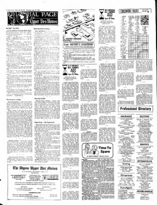 The Algona Upper Des Moines from Algona, Iowa on August 17, 1967 · Page 15