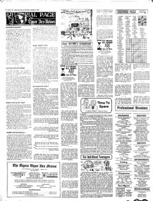 The Algona Upper Des Moines from Algona, Iowa on August 24, 1967 · Page 7