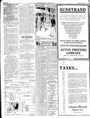 The Courier News from Blytheville, Arkansas on August 11, 1930 · Page 3