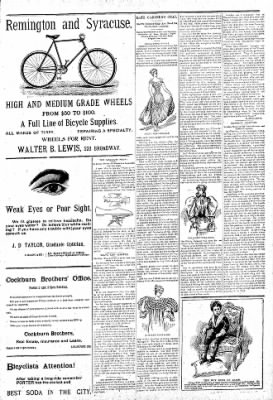 Logansport Pharos-Tribune from Logansport, Indiana on May 31, 1896 · Page 15