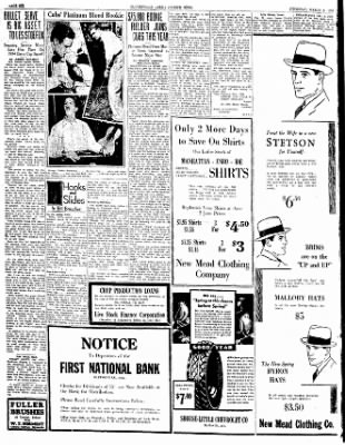 The Courier News from Blytheville, Arkansas on March 8, 1934 · Page 6