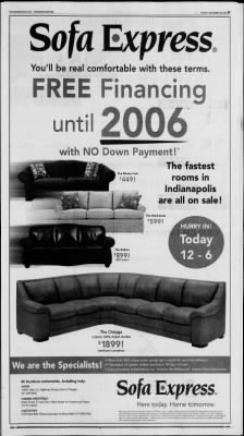 The Indianapolis Star From Indiana On September 28 2003 Page 7