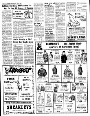 The Algona Upper Des Moines from Algona, Iowa on October 26, 1967 · Page 7