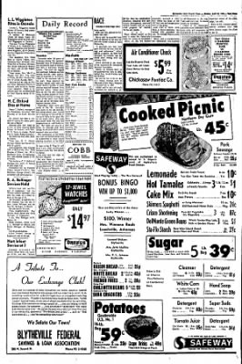 The Courier News from Blytheville, Arkansas on April 25, 1966 · Page 3