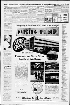 The Des Moines Register From Iowa On March 11 1951 Page 10