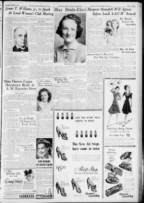 debb53f2a The Des Moines Register from Des Moines, Iowa on March 2, 1941 · 31