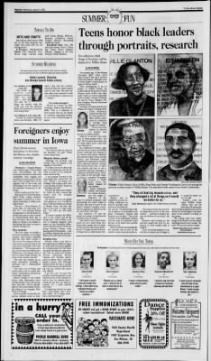 The Des Moines Register from Des Moines, Iowa on August 2, 2000 · Page 73