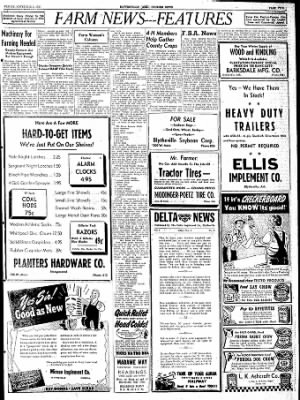 The Courier News from Blytheville, Arkansas on November 3, 1944 · Page 5