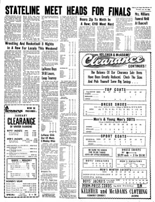 The Algona Upper Des Moines from Algona, Iowa on January 18, 1968 · Page 10