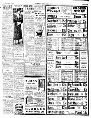 The Courier News from Blytheville, Arkansas on March 9, 1934 · Page 3