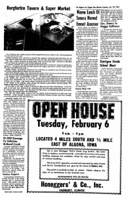 The Algona Upper Des Moines from Algona, Iowa on January 30, 1968 · Page 10